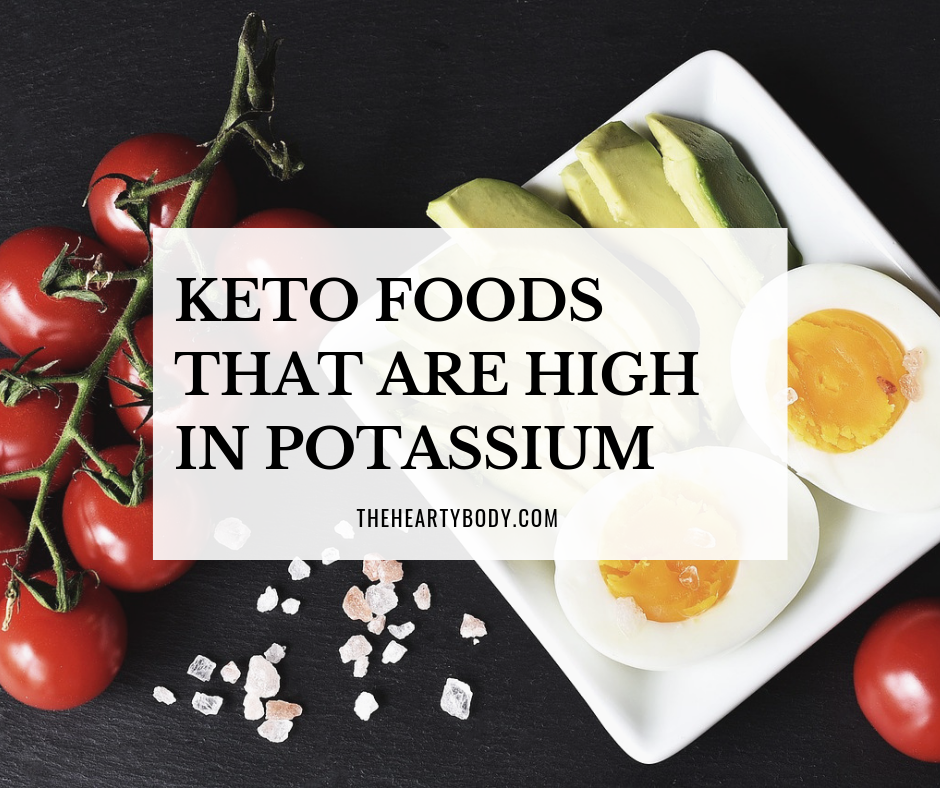 Keto Foods High in Potassium
