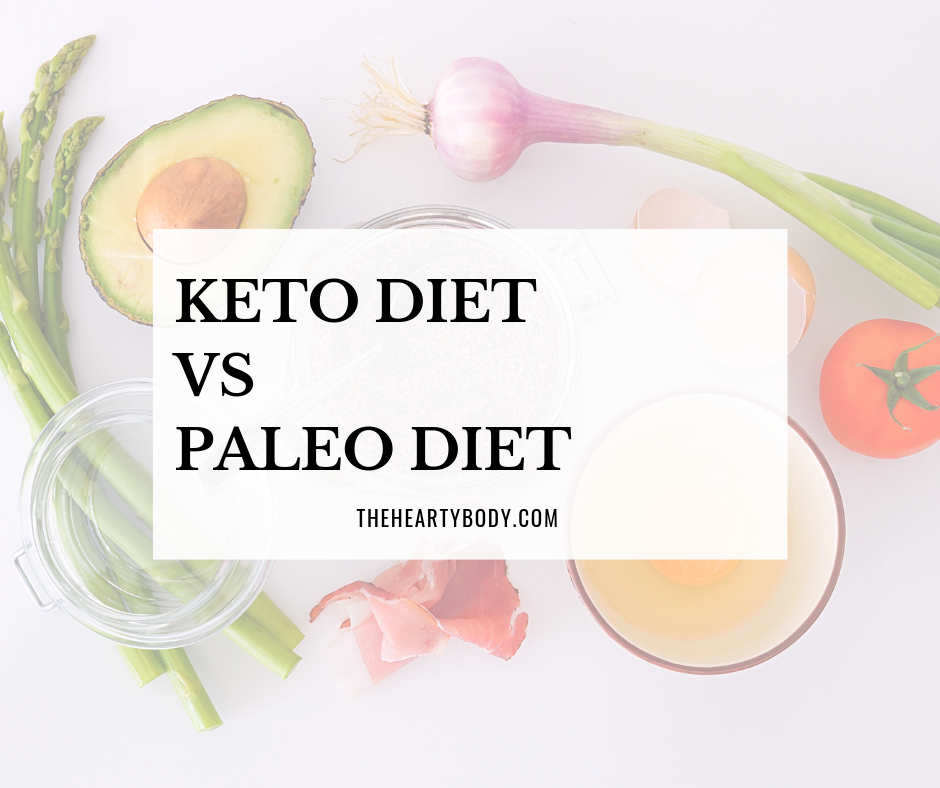Keto Diet vs Paleo Diet