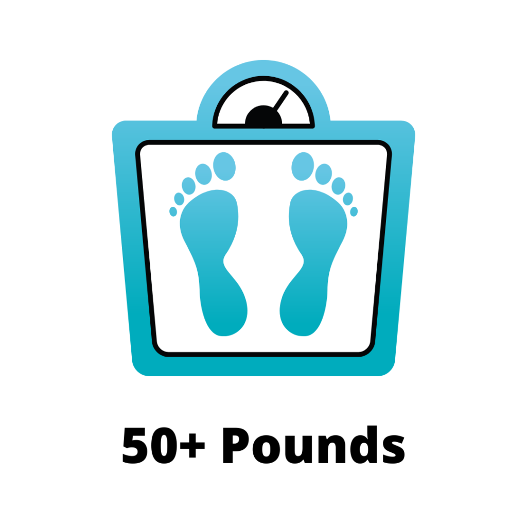 Want to lose 50 or more pounds