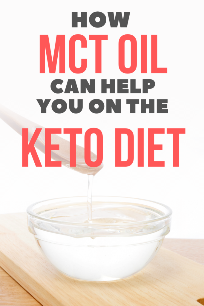 How MCT Oil Can Help You on the Keto Diet
